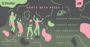 Amsterdam Dance Event - Shelter - Queer Dance Party Fundraiser