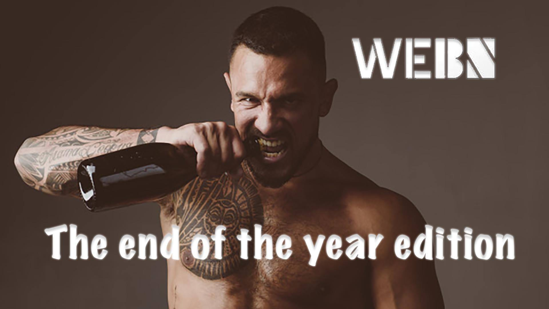 WeBN The end of the year edition