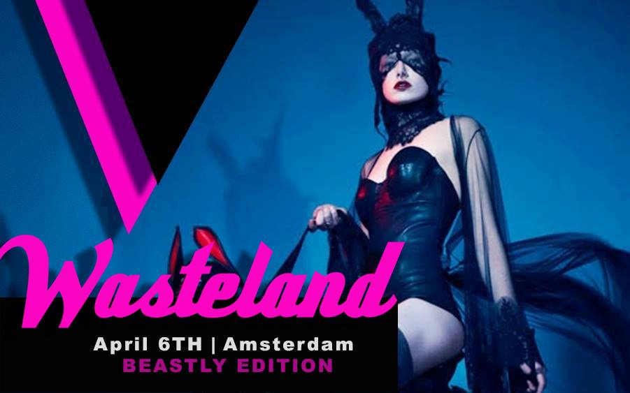 Wasteland Kink and Fetish Party Amsterdam April 2019