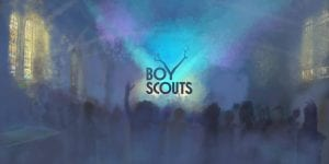 Boy Scouts Underground Techno Party Amsterdam