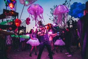 3xNYX Queer Dance Party and Festival Thuishaven Amsterdam