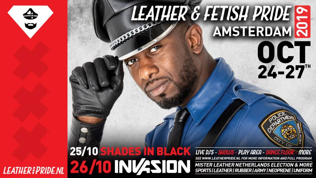 Leather Pride Amsterdam 2019
