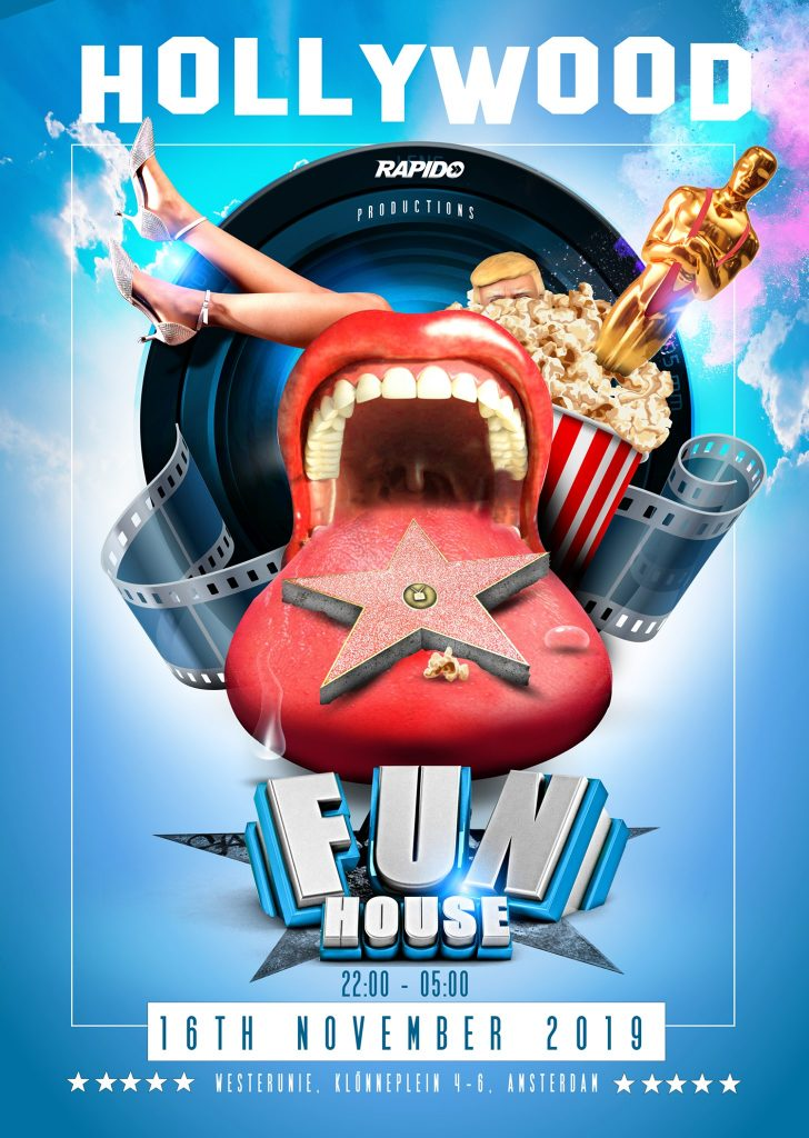 FunHouse - The Hollywood Edition - Gay Circuit Party