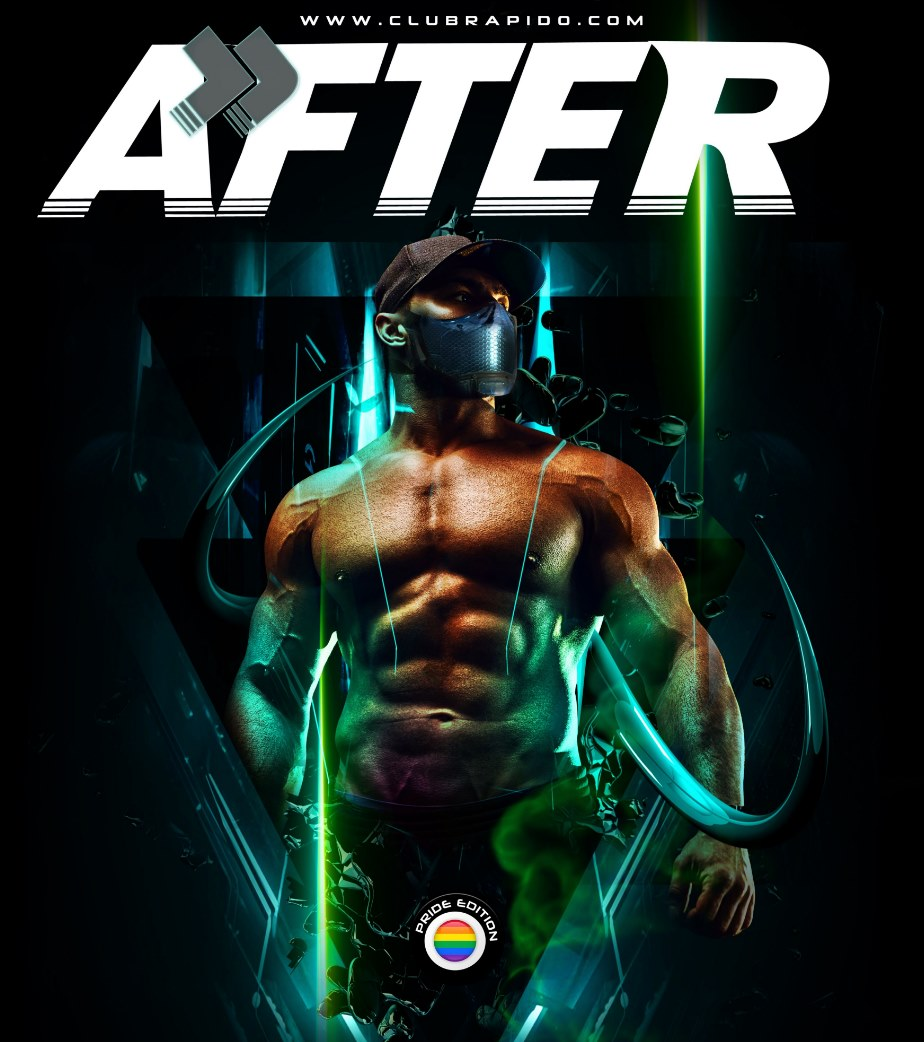 Rapido Pride AFTER Party 2020 - Gay Pride - Gay Fetish Party Amsterdam
