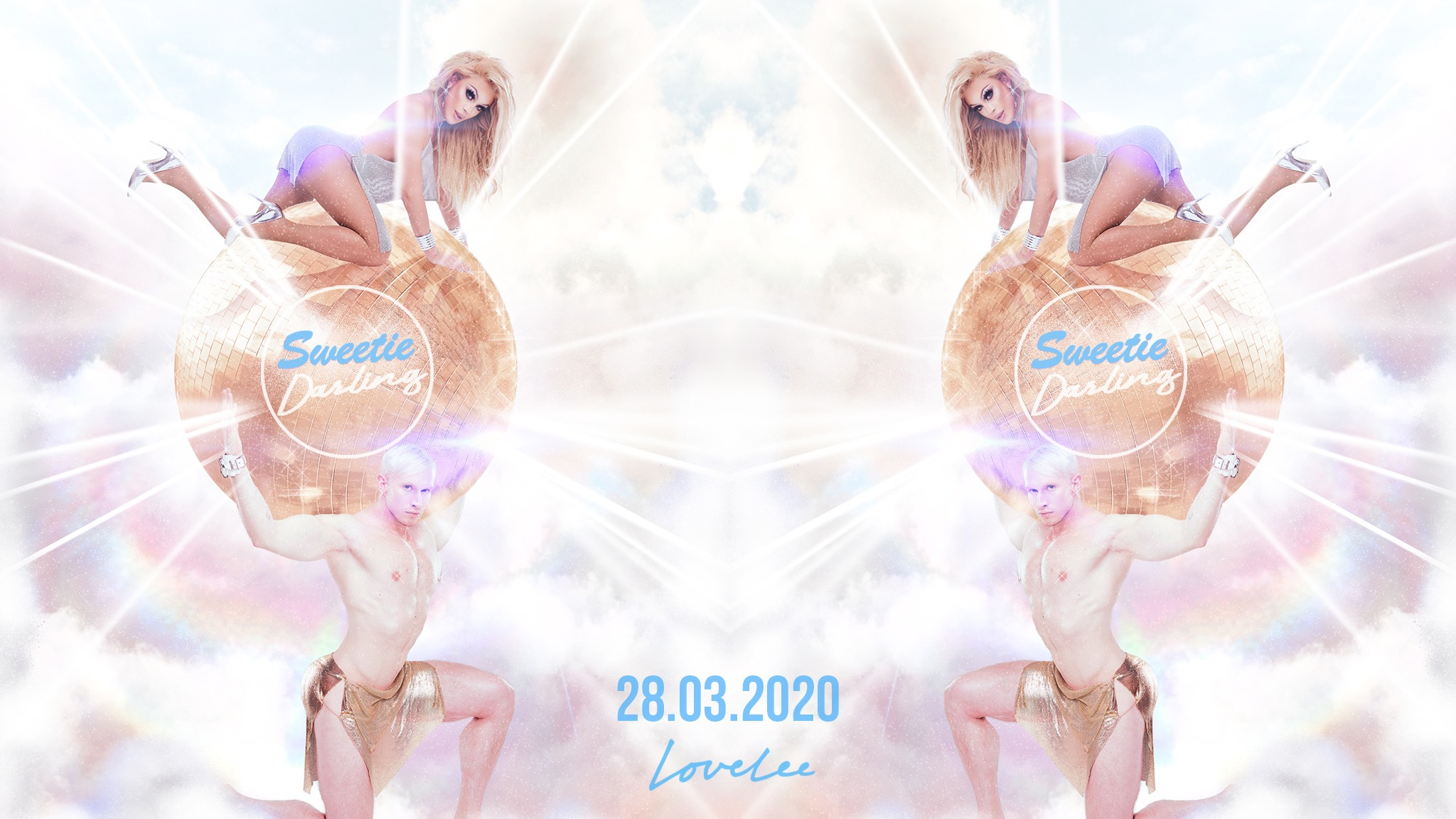 Sweetie Darling - 28 March 2020 - Lovelee Amsterdam - LGBT Dance Party